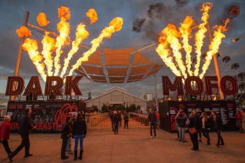 Burning Mad Max Mofo